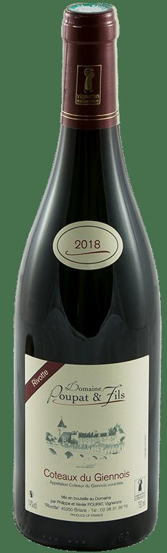 xavier-poupat-vins-poupat-gien-briare-ROUGE-RIVOTTE-2018